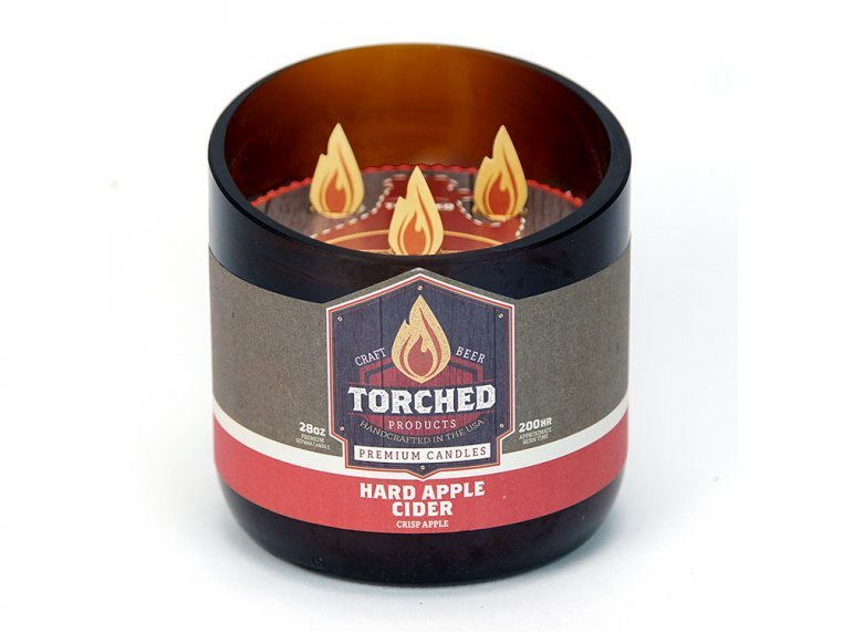Beer Bottle Candle by Torched Products - 38