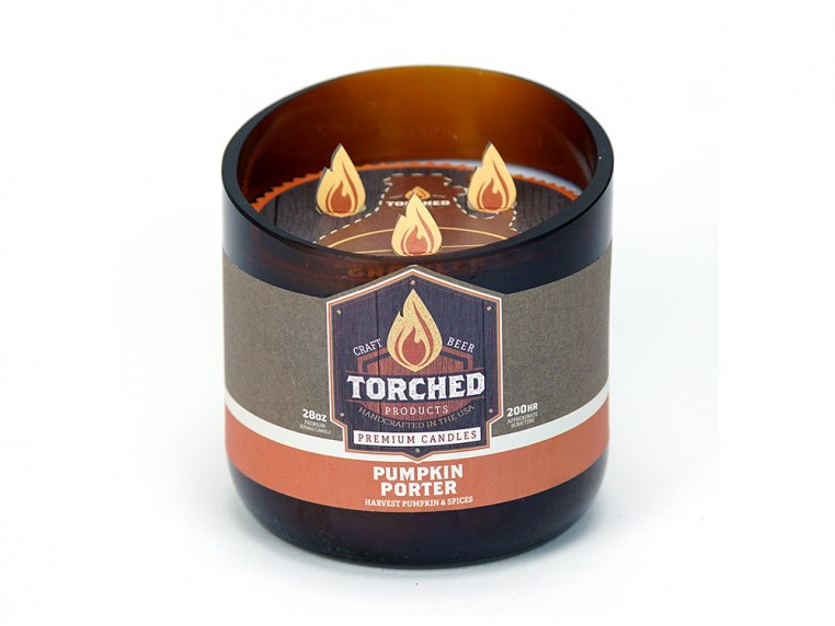 Beer Bottle Candle by Torched Products - 41