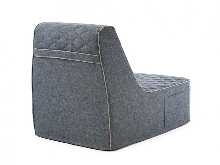Wide Base Lounger Luxe by PopLounge - 3