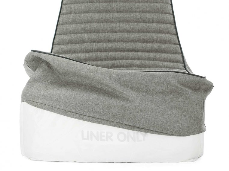 Wide Base Lounger Luxe by PopLounge - 5
