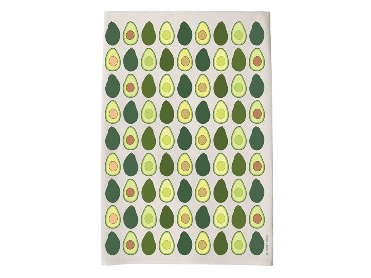 Patterned Hand Towel by Coast & Cotton - 14