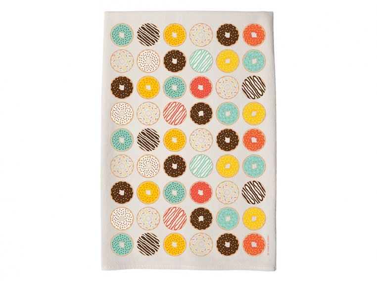 Patterned Hand Towel by Coast & Cotton - 17