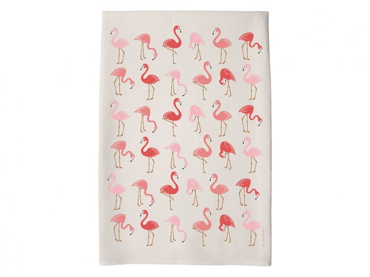 Patterned Hand Towel by Coast & Cotton - 19