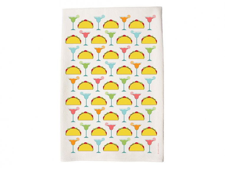 Patterned Hand Towel by Coast & Cotton - 27