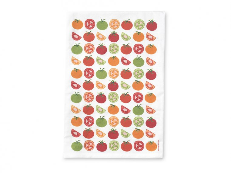 Patterned Hand Towel by Coast & Cotton - 28