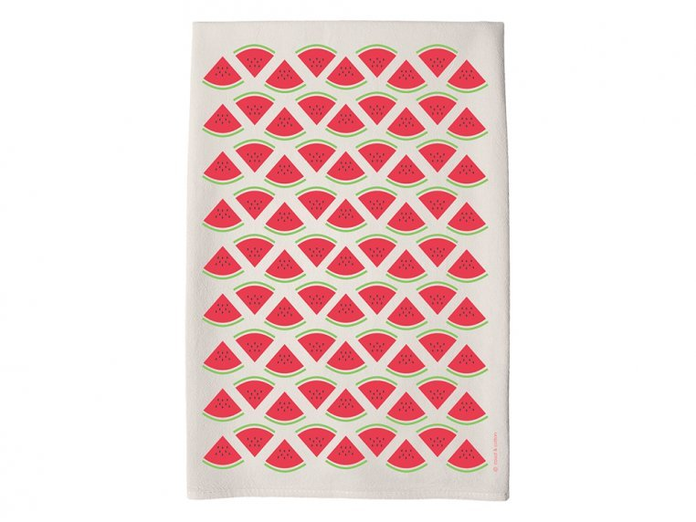 Patterned Hand Towel by Coast & Cotton - 29