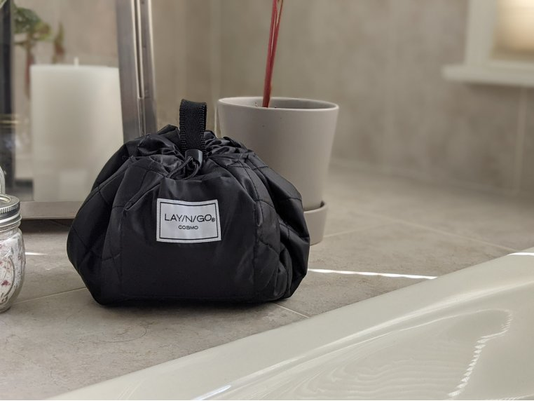 Drawstring Cosmetic Case by Lay-n-Go Cosmo - 2