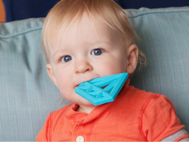 Silicone Baby Teether Toys by Little Standout - 1
