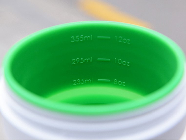 Collapsible Travel Cup by Stojo - 6
