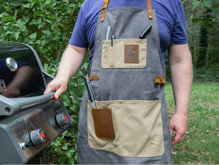 Canvas Apron by BBQ Butler - 7