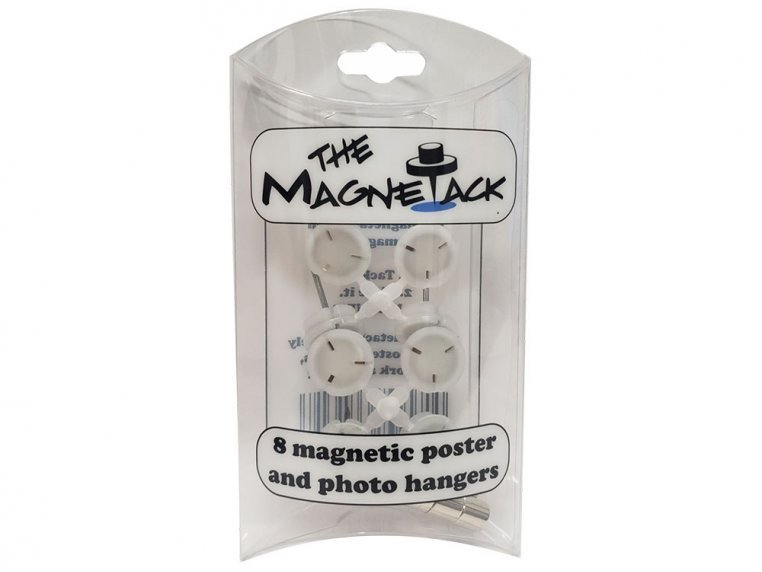 Magnetic Push Pins Pack by The Magnetack - 9