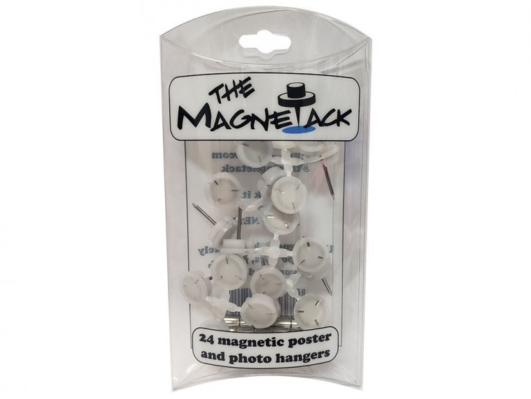 Magnetic Push Pins Pack by The Magnetack - 10