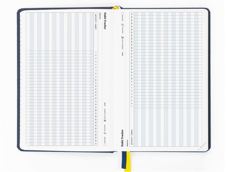13-Week Self Care Productivity Planner by BestSelf Co. - 3