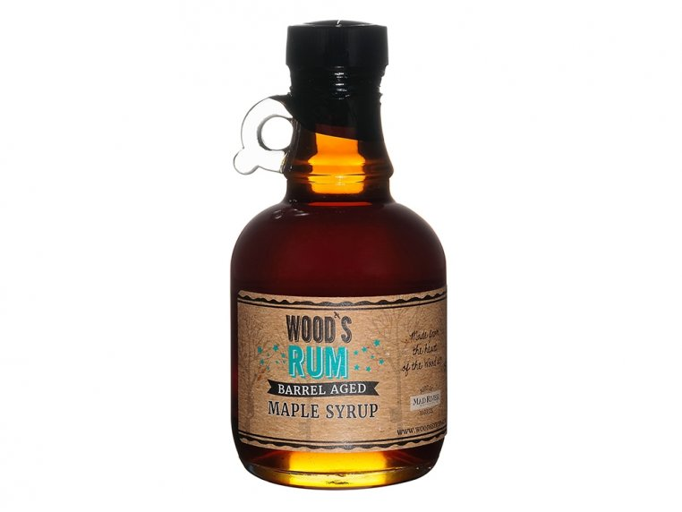 Pure Vermont Maple Syrup by Wood's Vermont Syrup Co. - 8