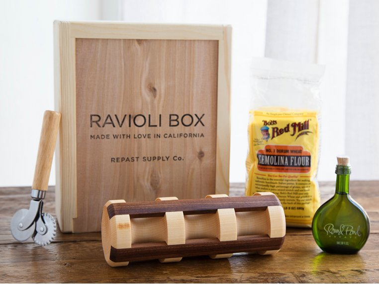 Ravioli Making Gift Box by Repast - 1