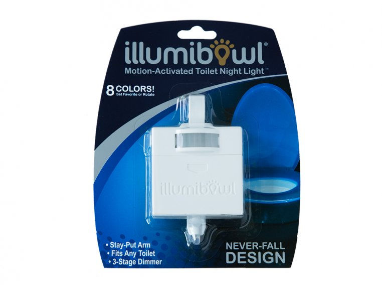 Motion Activated Toilet Light by IllumiBowl - 6