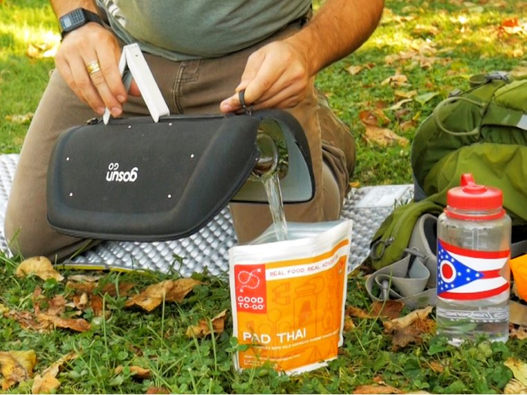 Go Portable Solar Cooker by GoSun - 2