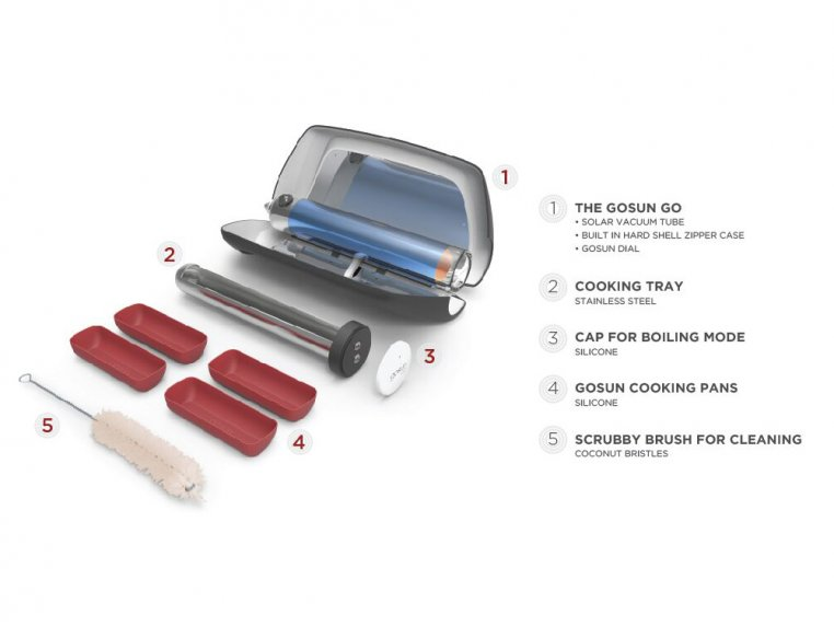 Go Portable Solar Cooker by GoSun - 3