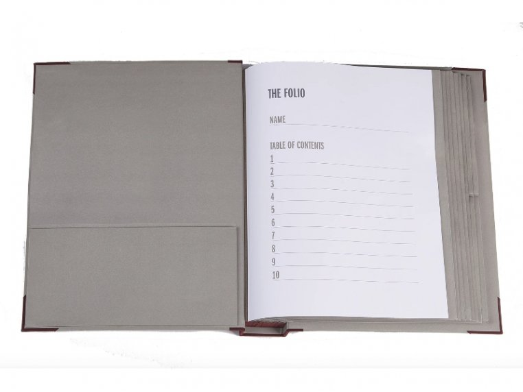 Portfolio Document Organizer by Savor - 3
