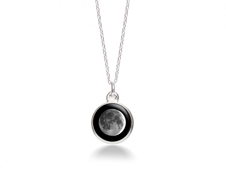 Choose Your Moon Phase Necklace - Simple Design by Moonglow - 3