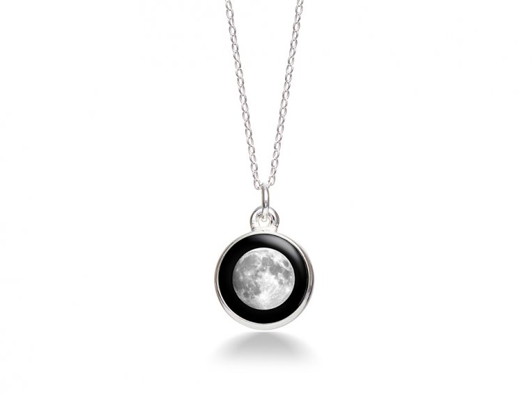 Choose Your Moon Phase Necklace - Simple Design by Moonglow - 11