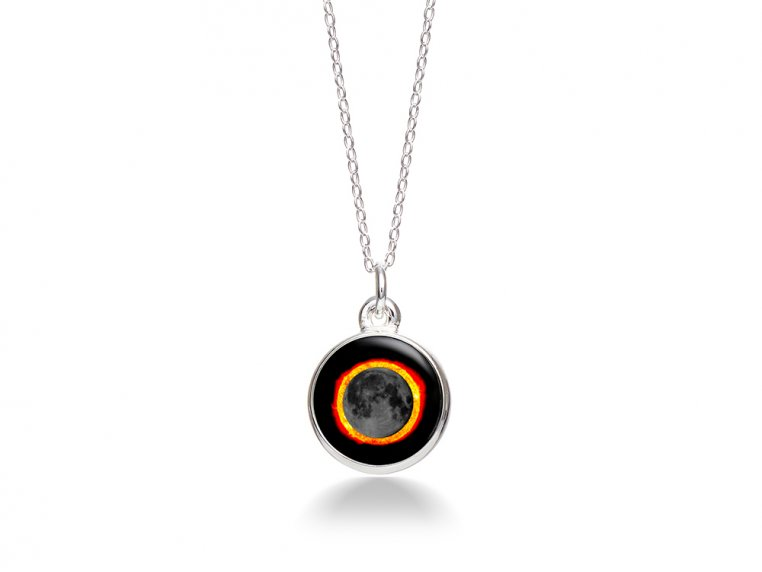 Choose Your Moon Phase Necklace - Simple Design by Moonglow - 21