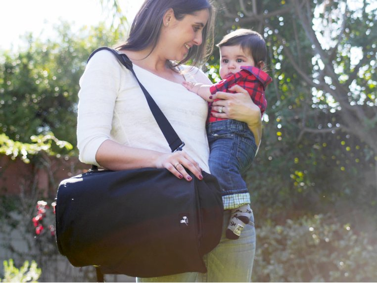 Convertible Diaper Bag by Baby Sak - 1