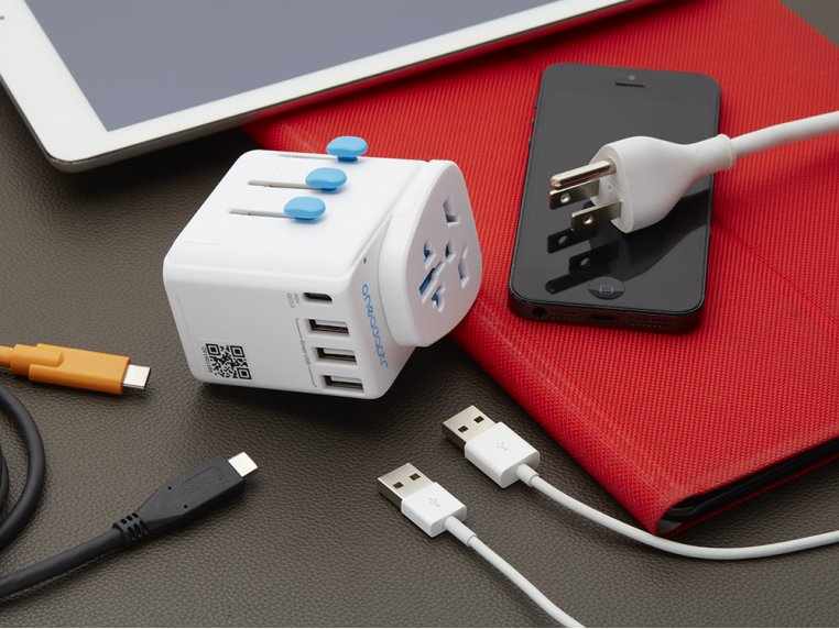 OneWorld All-In-One USB-C Charger by OneAdaptr - 2