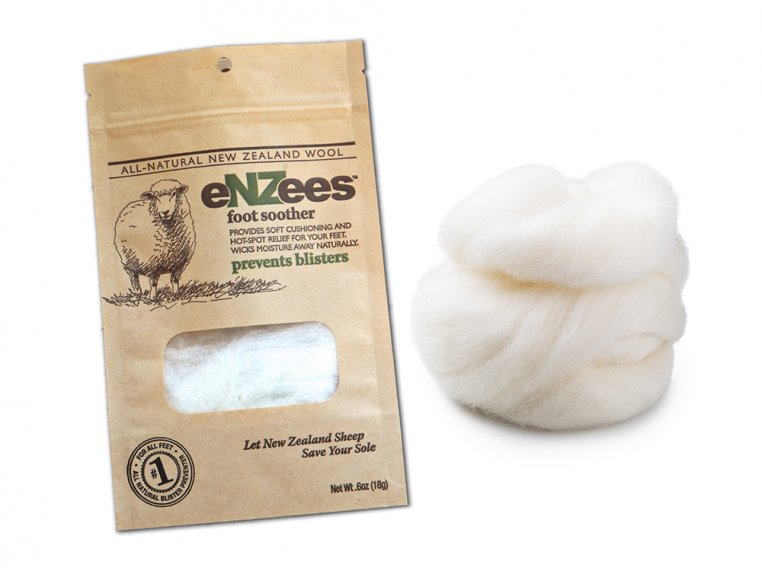 Wool Blister Relief Bulk Pack by eNZees Foot Soother - 7