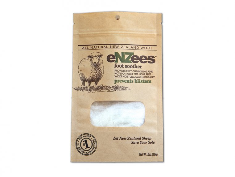 Wool Blister Relief Bulk Pack by eNZees Foot Soother - 8