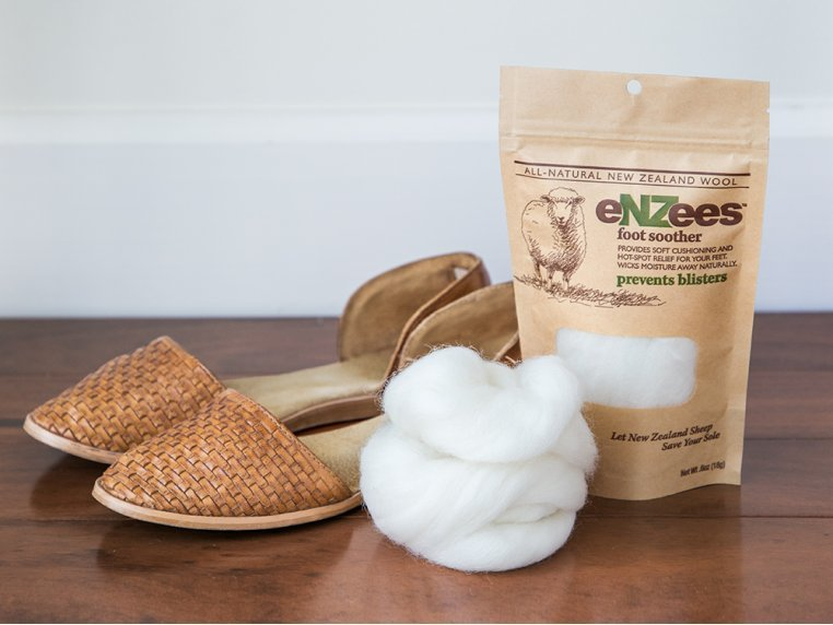 Wool Blister Relief Bulk Pack by eNZees Foot Soother - 1