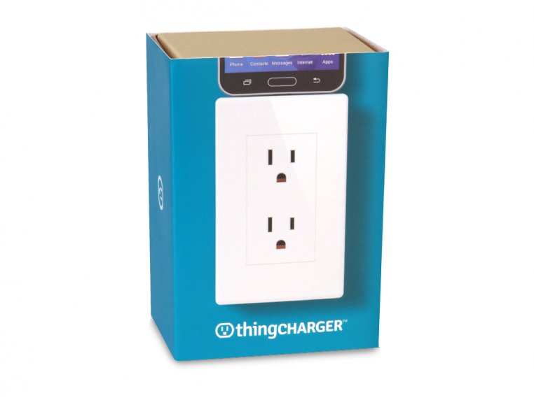 Universal Charging Outlet by thingCHARGER - 11