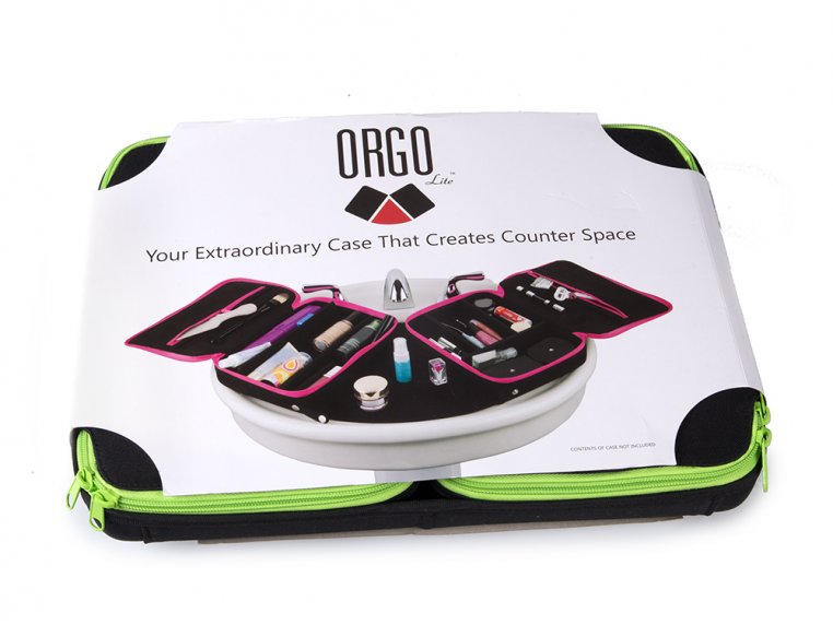 Expandable Travel Organizer by Everything ORGO - 3