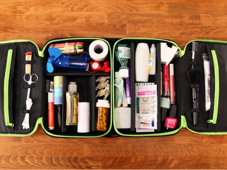 Expandable Travel Organizer by Everything ORGO - 5