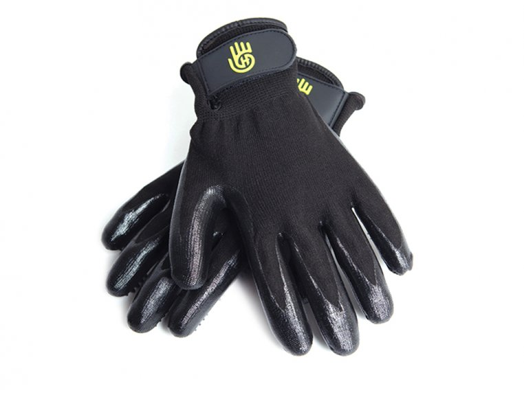 Grooved Pet Grooming Gloves by HandsOn Gloves - 8