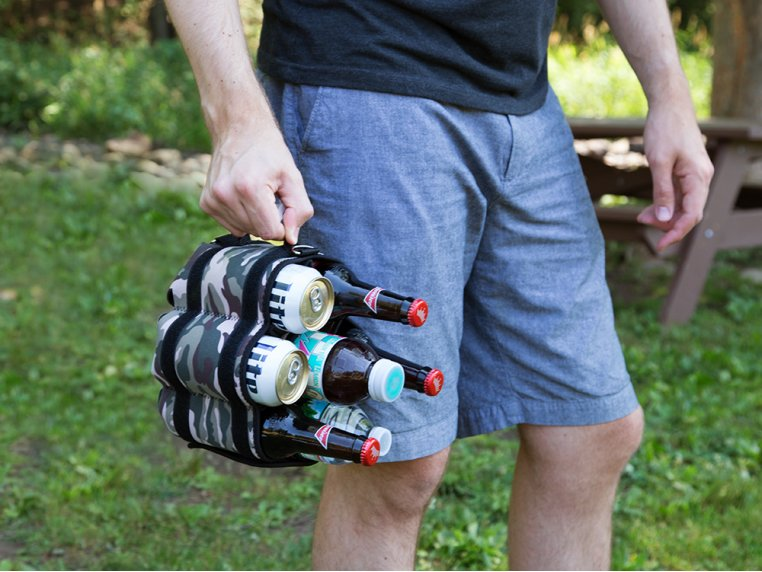Insulated Drink Carrier by Stubby Strip - 3