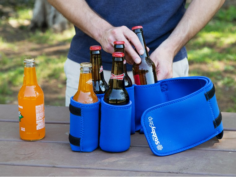 Insulated Drink Carrier by Stubby Strip - 4
