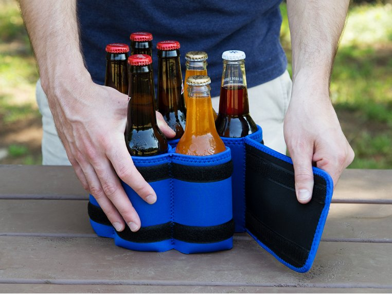 Insulated Drink Carrier by Stubby Strip - 5