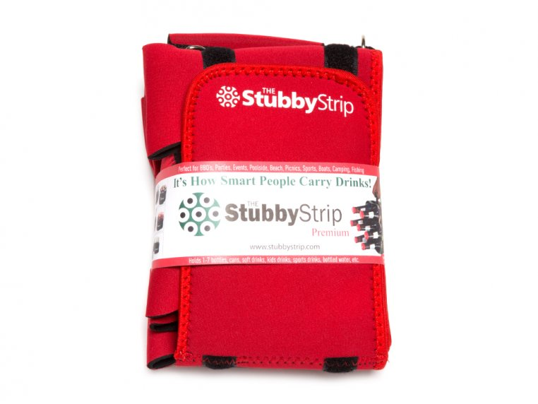 Insulated Drink Carrier by Stubby Strip - 6