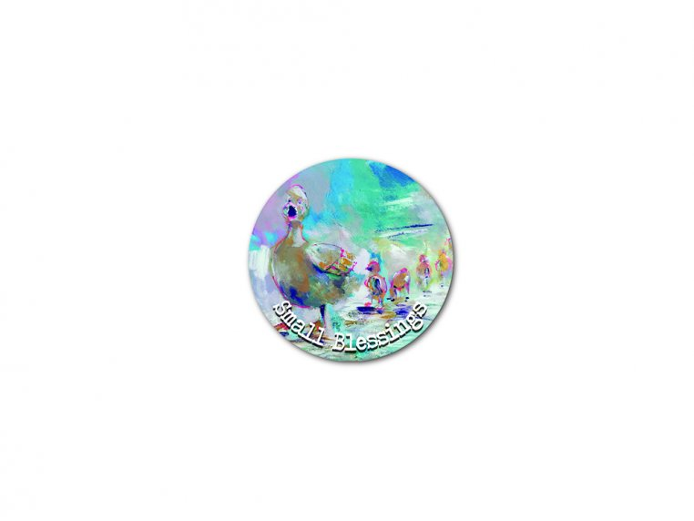 Story Coin Magnetic Inspirational Charm: Set of 2 by the StoryCoin - 3