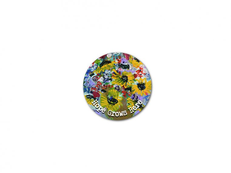 Story Coin Magnetic Inspirational Charm: Set of 2 by the StoryCoin - 4