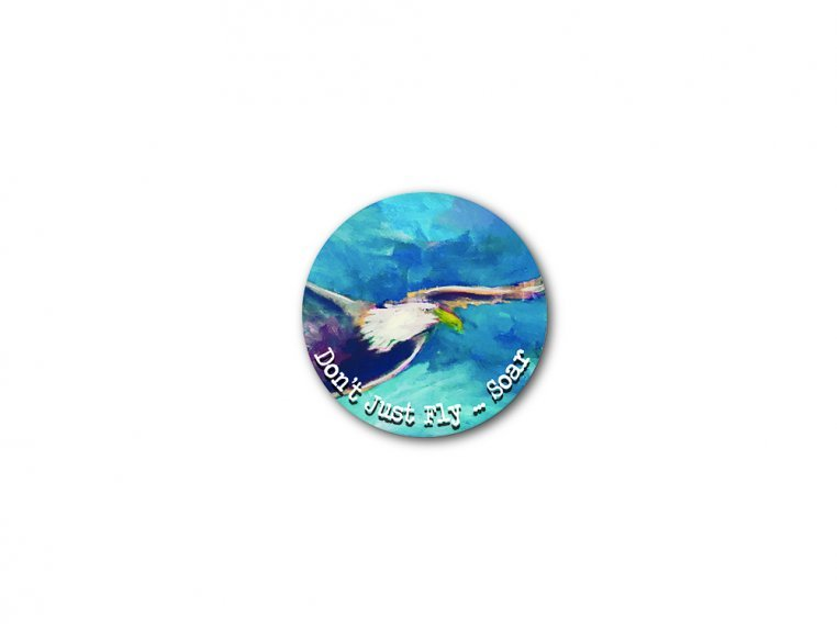 Story Coin Magnetic Inspirational Charm: Set of 2 by the StoryCoin - 7