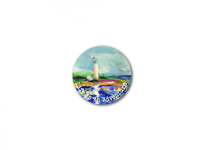 Story Coin Magnetic Inspirational Charm: Set of 2 by the StoryCoin - 9