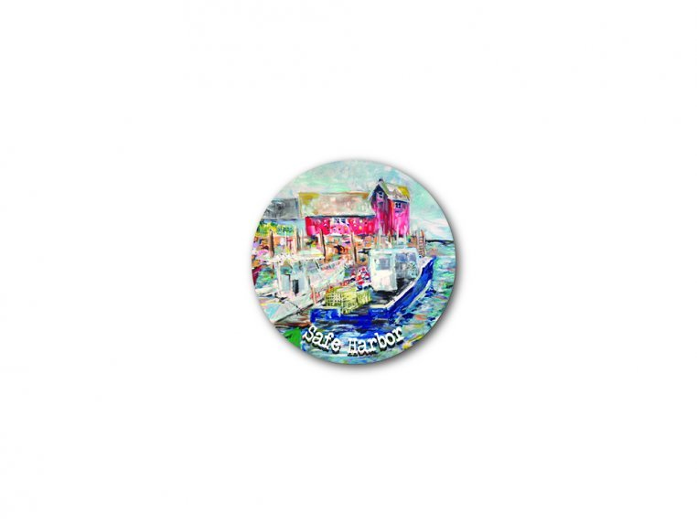 Story Coin Magnetic Inspirational Charm: Set of 2 by the StoryCoin - 10