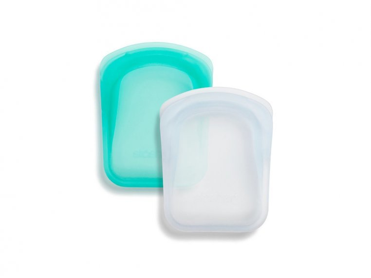 Silicone Pocket Bags - 2 Pack by stasher - 5