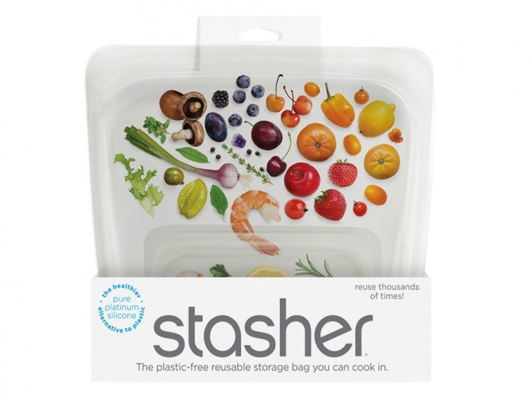 Silicone Storage Bag by stasher - 10