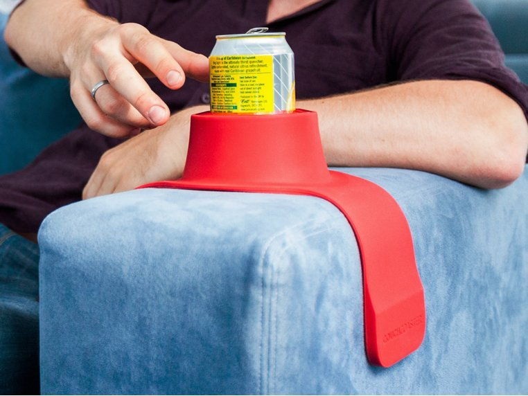 Weighted Drink Holder by CouchCoaster - 4