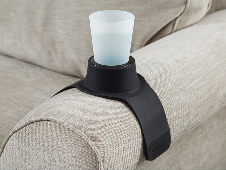Weighted Drink Holder by CouchCoaster - 3