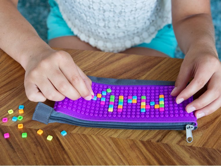 Pixit Pouch Pixel Art Case by Cassidy Labs - 2