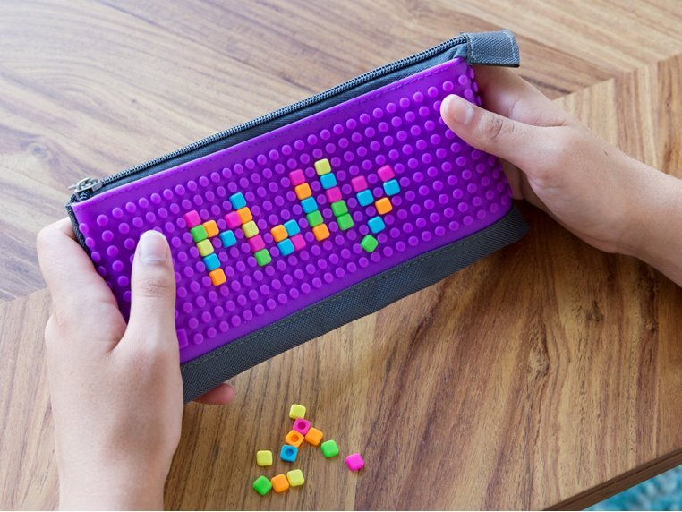 Pixit Pouch Pixel Art Case by Cassidy Labs - 3